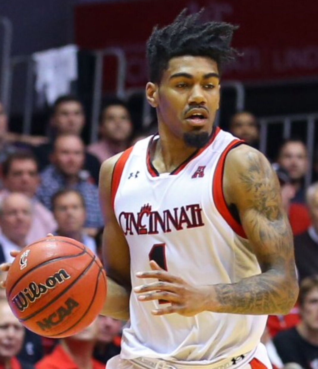 Jacob Evans III and the NBA Draft
